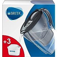 BRITA Carafe filtrante Marella graphite - 1 filtre MAXTRA+ inclus