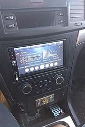 Carav 09 003 6 14 Doppel Din Autoradio Radioblende Elektronik