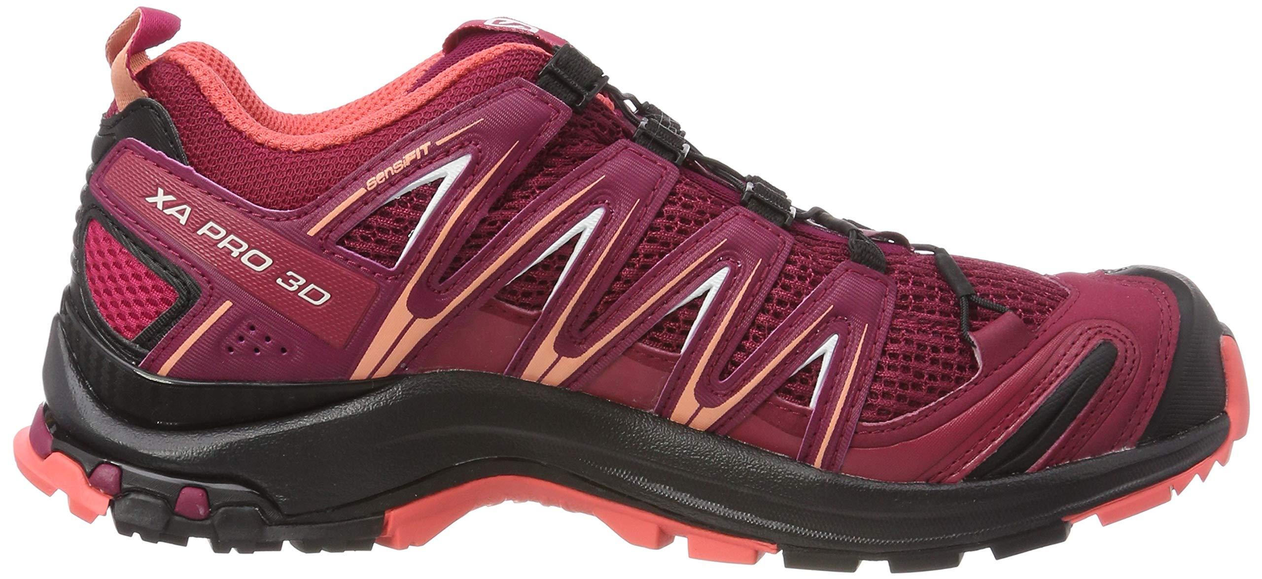 81NOyNjv34L - SALOMON Women's Xa Pro 3D W Trail Running Shoes