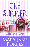 One Summer: ...at Charlie's Diner (The Baker Girl Cozy Mystery Series Book 1) (English Edition)