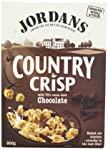 Jordans Country Crisp Dark Chocolate 500 gms