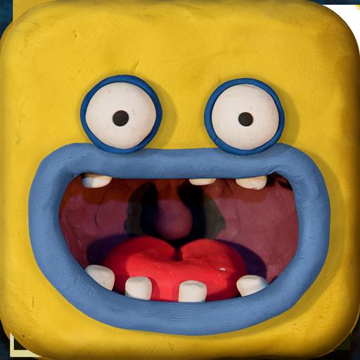 Clay Jam - Monster Spiele Jam
