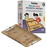 Smartivity Polar Puck Magnetic Hockey STEM STEAM Educational DIY Building Construction Activity Toy Game Kit, Easy Instructio