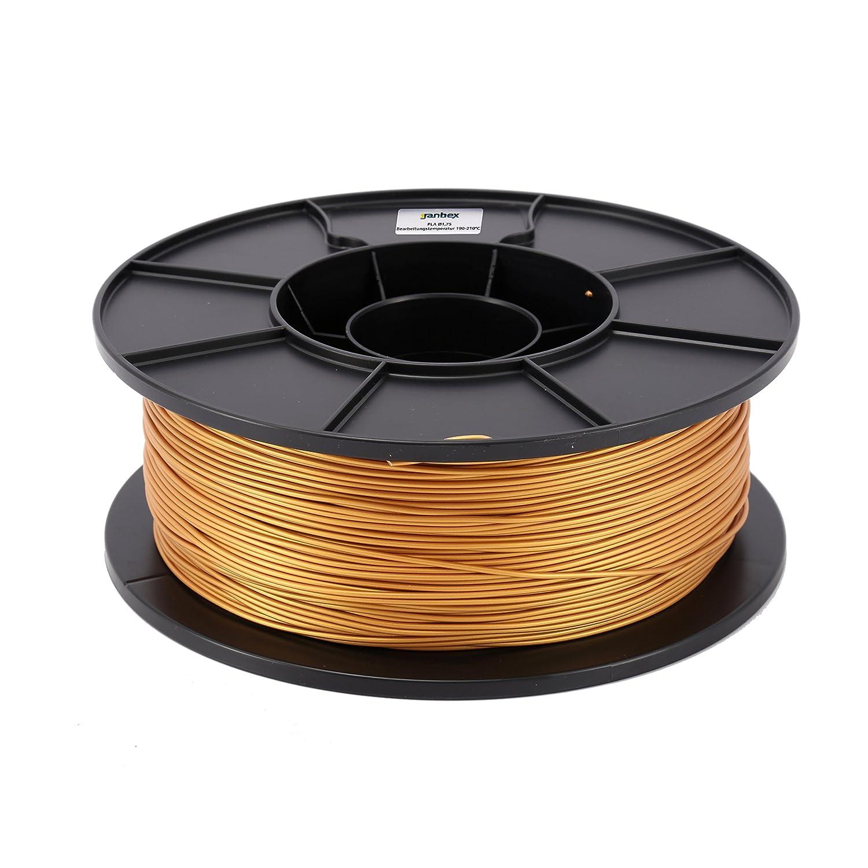 Goldenes Janbex PLA Filament