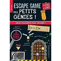 Escape game des petits génies CE2-CM1