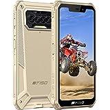 Teléfono Móvil Resistente IIIF150 B2021,6GB+64GB Batería 8000 mAh, 5.86''HD Octa Core Android 10 Dual SIM Impermeable IP68 Ru