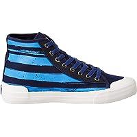 Amazon Brand - Inkast Denim Co. Men's Canvas Sneakers