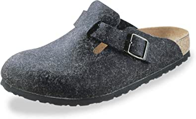 Birkenstock Schuhe Boston Wollfilz Normal