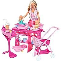 Simba Steffi Love Super Baby Care - 105733212