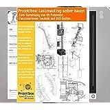 Lastenaufzug selber bauen: Deine Projektbox inkl. 853 Seiten Original-Patente bringt Dich mit Spaß ans Ziel!
