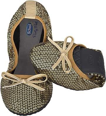 Scholl Chaussures ferm/ées Plates PB Paillettes