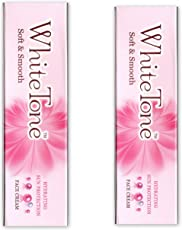 White Tone Soft & Smooth Face Cream 25gm - Pack of 2