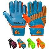 meteor Guantes Portero Goalkeeper Gloves Entrenamiento Futbol Equipacion fútbol niños - protección para los Dedos - Catch