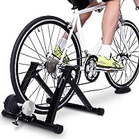 con 6 livelli di resistenza per mountain bike e bici da strada unisky supporto magnetico per allenamento in bicicletta