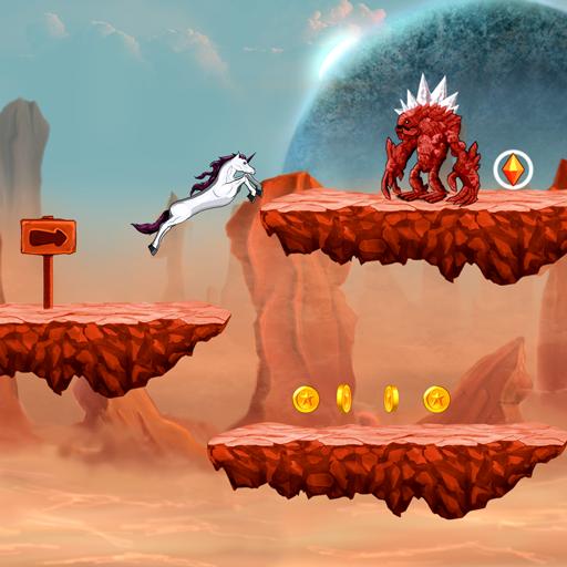 Unicorn Run (Ein Google Playstore)