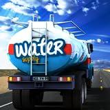 City Farm Water Truck Sim 3D