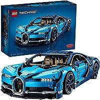 LEGO 42083 Technic Bugatti Chiron, Maquette Voiture à Construire Modèle à Collectionner Exclusif de Super Voiture de…