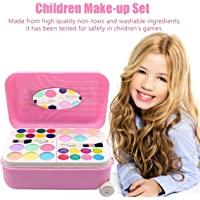 Magicwand® All-in-One Trolley Type Water Removable Real Cosmetics & Make-up Kit for Girls (Non-Toxic & Not Tested on…