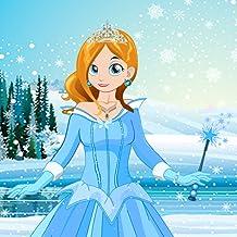 Viste a la princesa de hielo