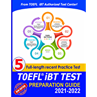 TOEFL iBT Guide and Practice Test: A Complete Test Study Book for TOEFL iBT Listening, Speaking, Reading & Writing - And…