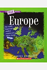Europe (New True Books: Geography) Paperback