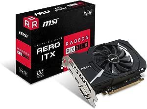 Msi Radeon Rx 550 Aero Itx Oc 2gb Amd Gddr5 1x Hdmi 1x Computer Zubehör