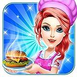 Essen Blogger Küchenchef Küche Berühmtheit - Spielen und kochen leckere Gerichte als Super Chef!