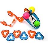 Catapulte-jouet pour le Robot Dash de Wonder Workshop – Jeu d'accessoires de lancement pour apprendre la programmation pour enfants