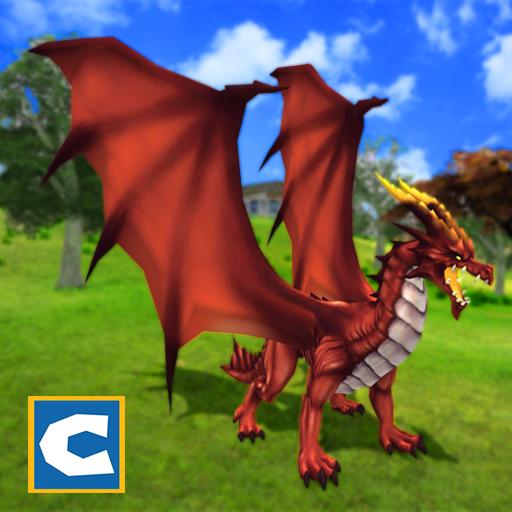 Flying Dragon Jungle Sim