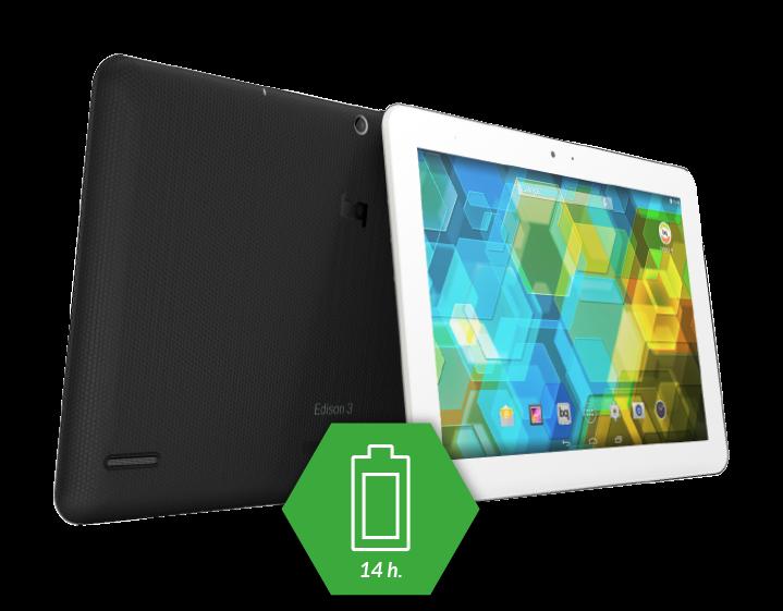 bq edison 3 tablet de 10 1 quot bluetooh 4 0 wifi