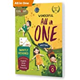 Educart Wonderful All In One Writing Book For 1 - 3 Years Kids 2019