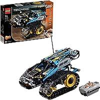 LEGO 42095 Technic Le Bolide télécommandé Jouet de Voiture RC pour Les Enfants, Jeu de Construction de Véhicule