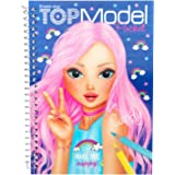 TOPModel - Libro de bolsillo para colorear