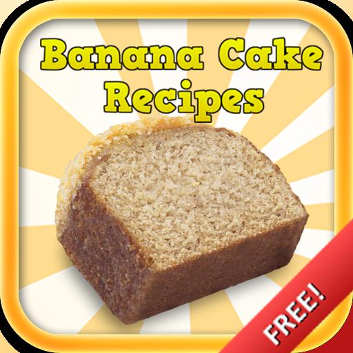 Banana Cake Recipes Easy