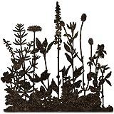 Sizzix Thinlits Matrice de decoupe champ de fleurs par Tim Holtz, 665369