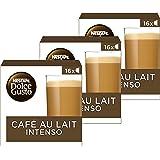 Nescafé Dolce Gusto capsules Café Au Lait Intenso - 48 koffiecups - geschikt voor 48 koppen koffie - Dolce Gusto cups