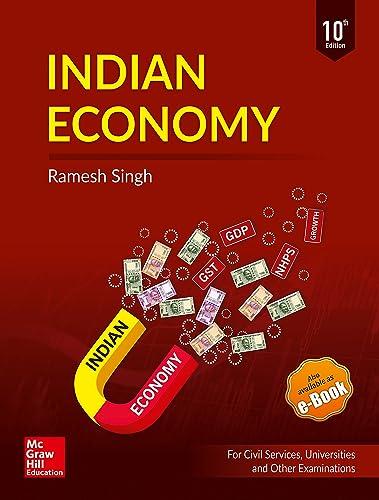 4. Indian Economy by Ramesh Singh