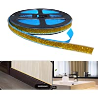 amiciCare Ceramic Tile Gap Filling Tape Long Silicon Base Mildew-Proof Waterproof Self-Adhesive Decorating Tape for…