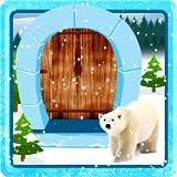 Frozen Doors - Can you Escape 100 Doors ice land ?