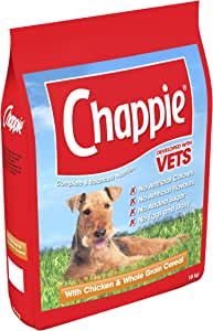 Chappie Hundefutter