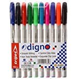 قلم ديغنو تريجيت، 10 الوان