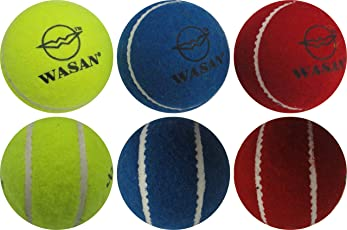 Wasan Tennis Cricket Ball, Pack Of 3