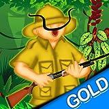 gold edition - tigre safaris de caza del bosque - el ahorro del cazador divertido animales lindos