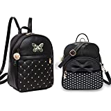 ShopyVid ® Girl's Cute Backpack Combo Set of 2   Rakhi Gifts for Sister