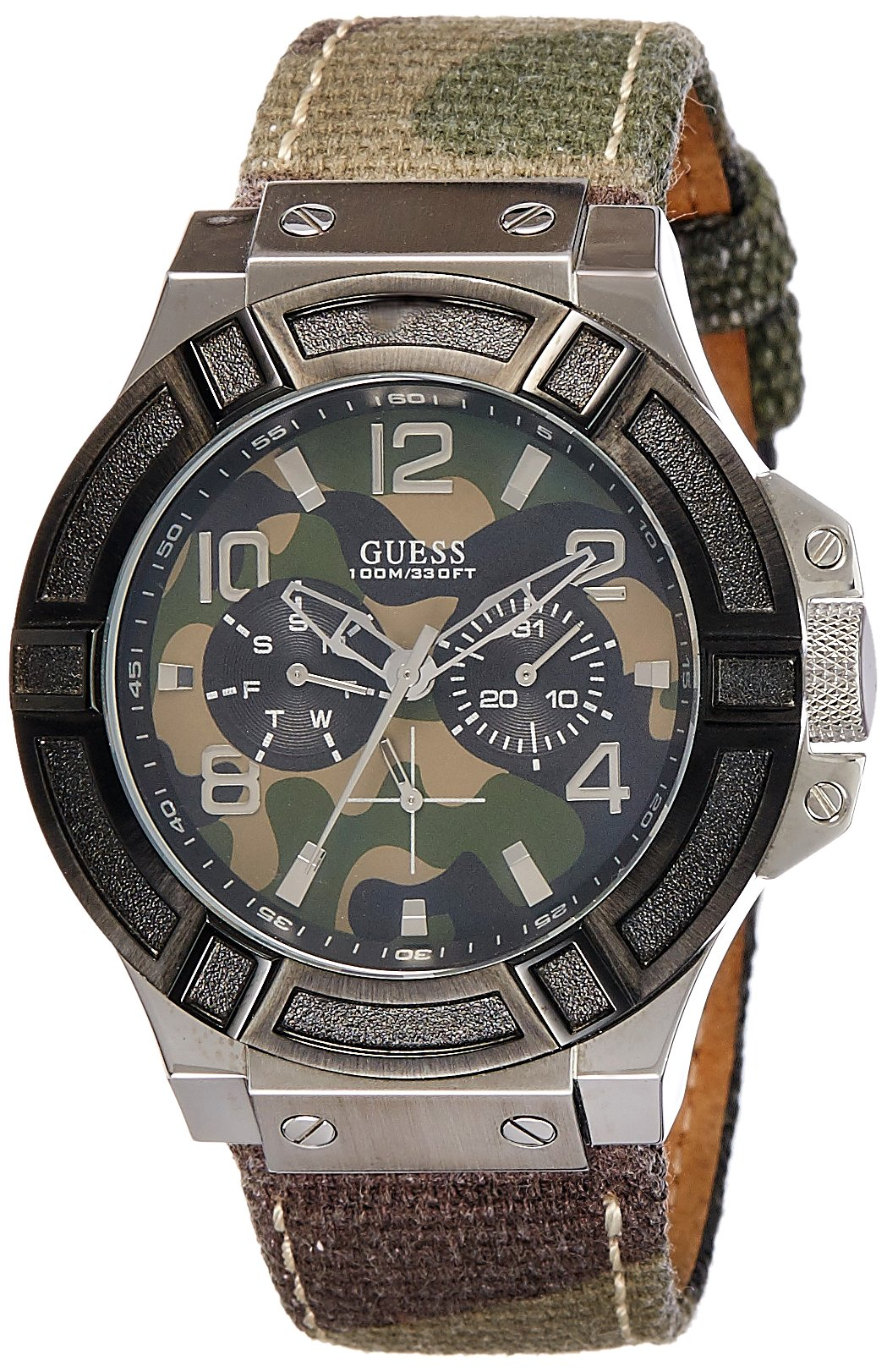 Guess Reloj de cuarzo Man W0407G1 45.0 mm