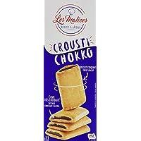 Les Malices - Crousti Chokko 12 confezioni da 12 biscotti (2700 gr) formato famiglia - fatti in Francia