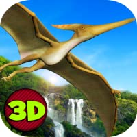 Flying Dinosaur: Dino Survival Simulator 3D