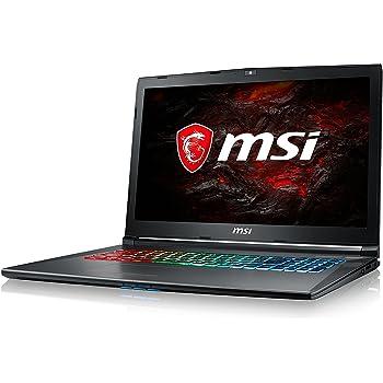 MSI GF72 7RE-1492XES - Ordenador portátil de 17.3