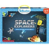 Skillmatics Educational Game: Space Explorers (6-9 Years) | Fun Learning Activities for Kids | Write and Wipe Activity…