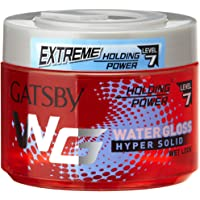 Gatsby Water Gloss Hyper Solid Gel, 369 grams